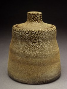 John Beckelman Small Lidded Jar