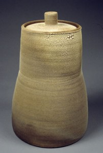 John Beckelman Storage Jar with Lid