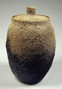 John Beckelman Wide Storage Jar